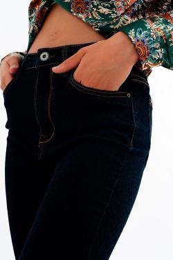 Super Skinny fit jeans in dark blue wash
